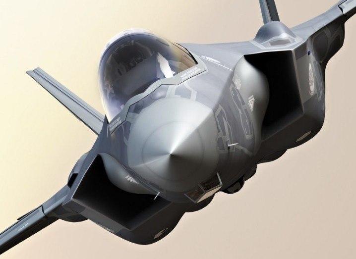 F35 jet fighter