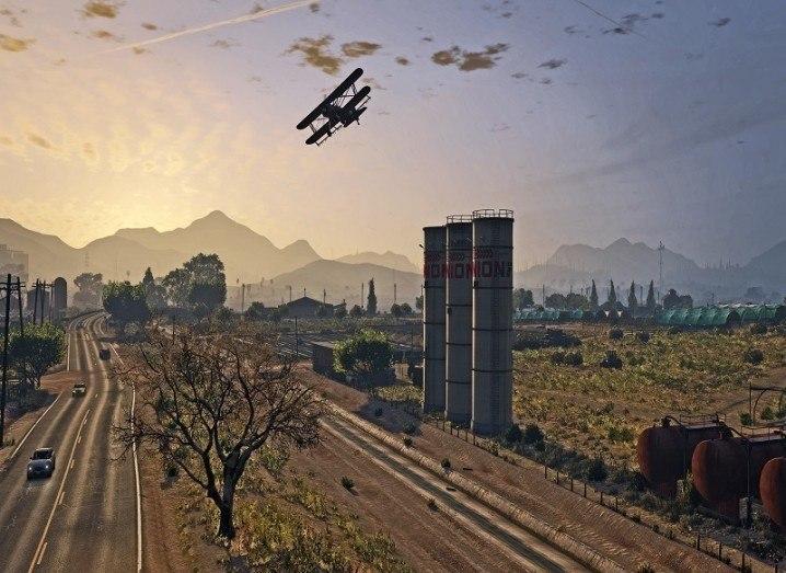 GTA scenic view
