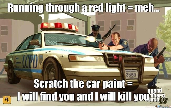 GTA police