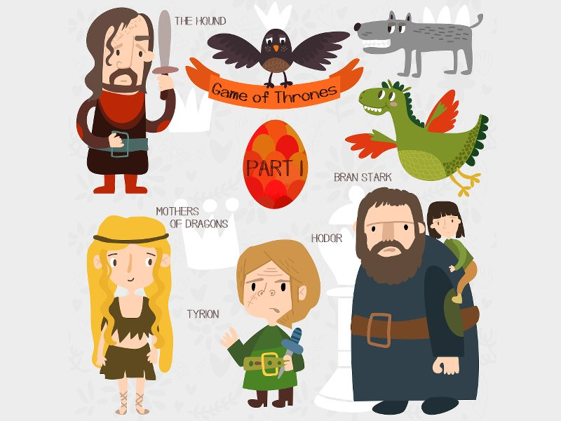 Game of Thrones fan makes really cool Westeros Google map