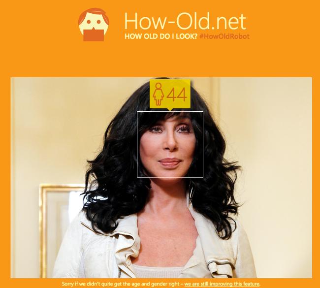 Cher, 44