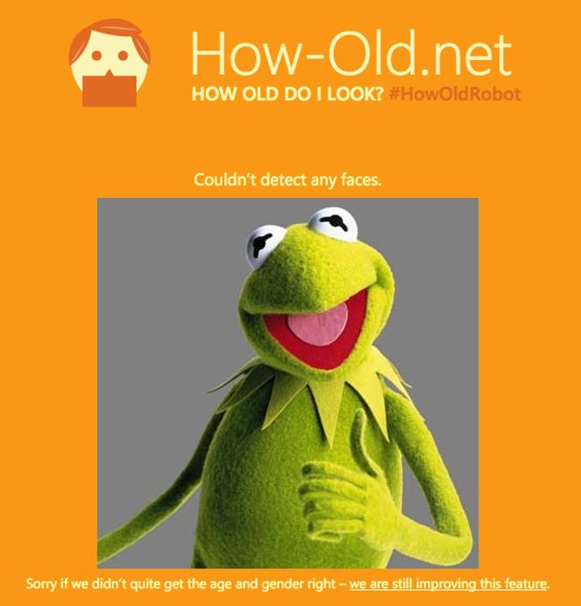 Kermit, unaging