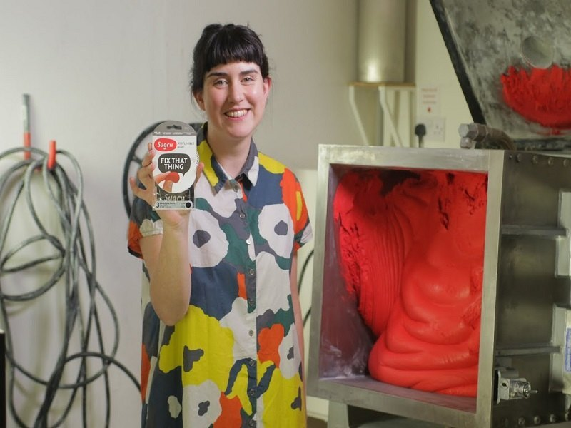 Sugru looking for fresh investment in £1m crowdfunding call