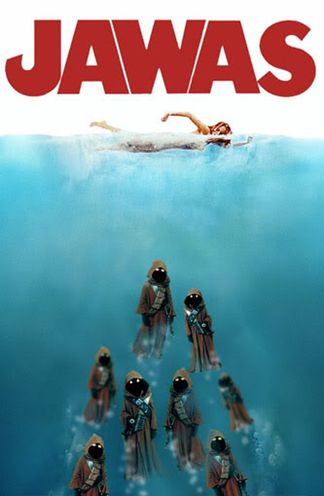 Jawas movie poster