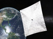 LightSail solar satellite finally rolls onto launchpad