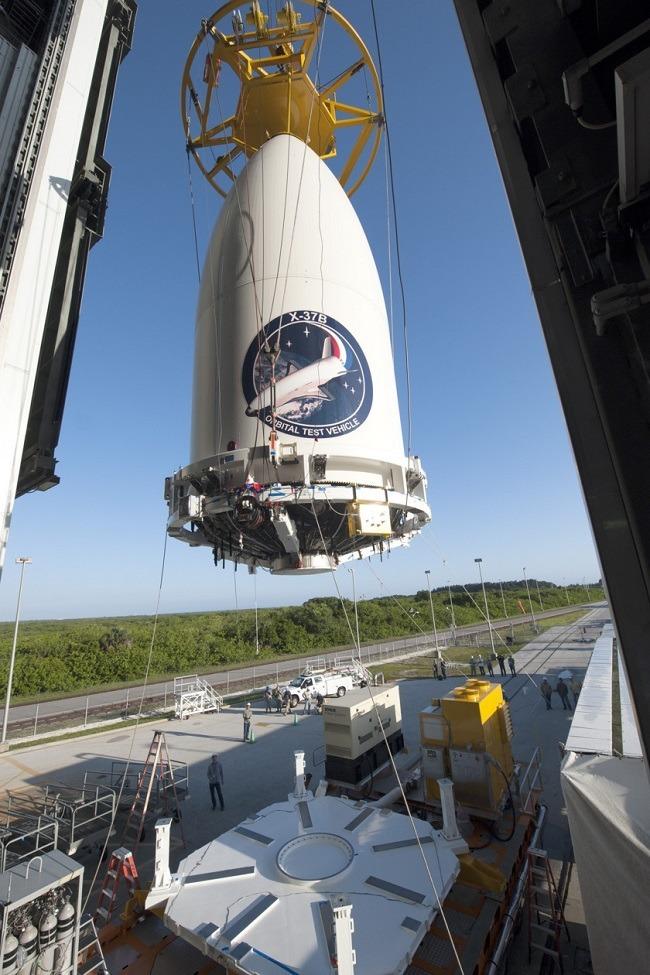 LightSail's Atlas V payload integration