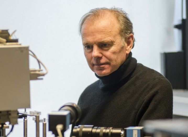Professor Mark Davies, founder, Hooke Bio