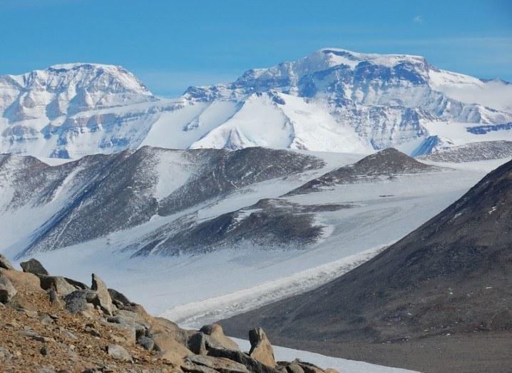 McMurdo Valley Antarctica Mars Salt Water