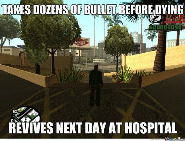 GTA hospitals