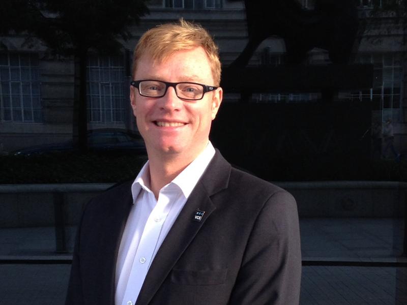 The five minute CIO: Nigel Moulton, VCE