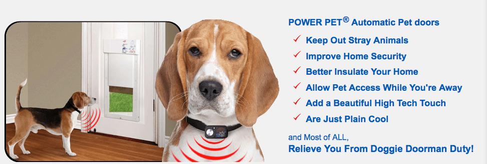 Power Pet Door