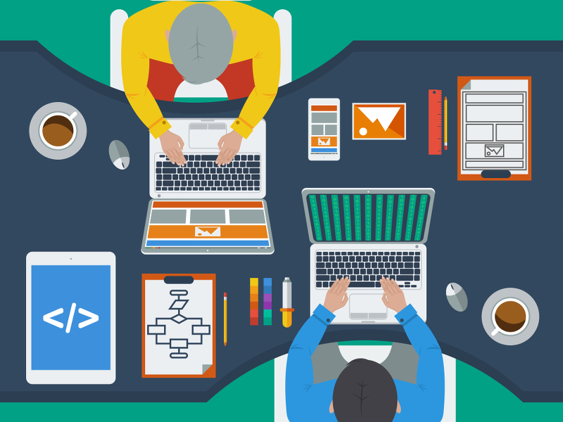 Choosing a career in programming: Start-up or multinational?