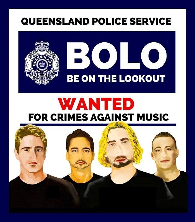 Queensland Police Service Facebook post