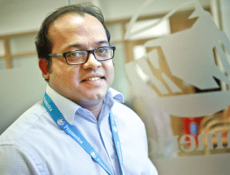 Systems manager at Pramerica enjoys switch from India