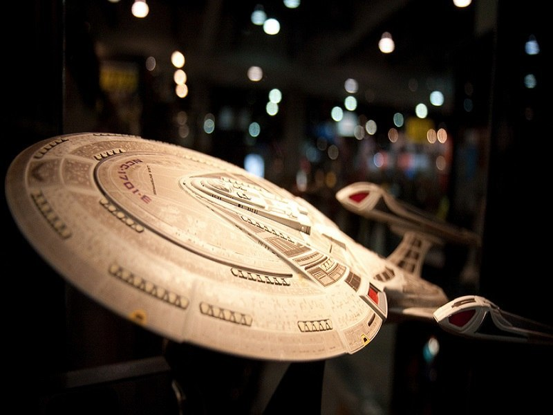 Chinese company says 'make it so' for Star Trek Enterprise office