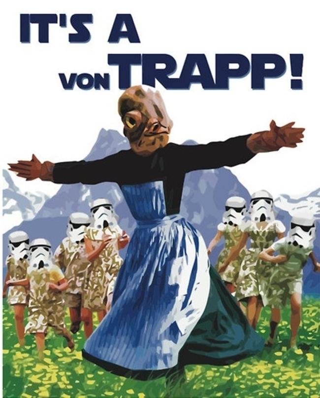 It's a Von Trapp