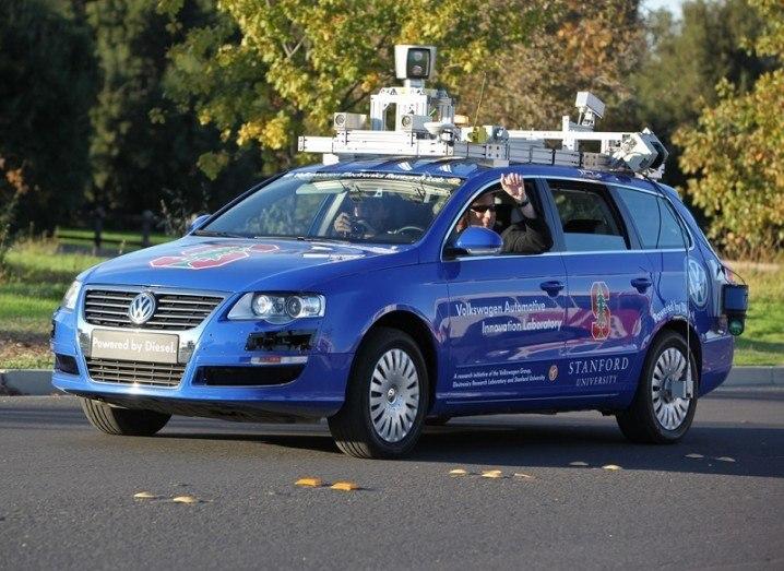 Autonomous car report