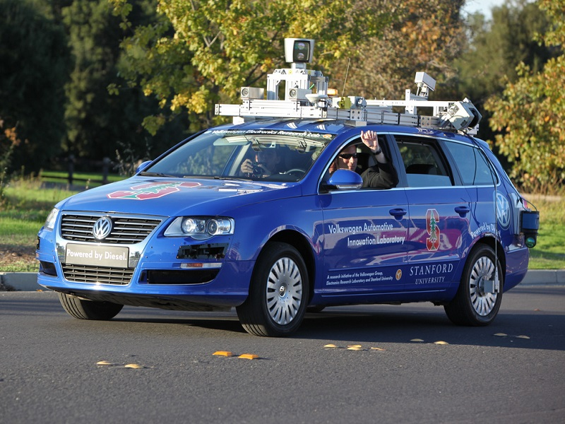Autonomous car market to be worth US$102bn by 2030 – report