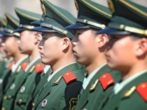 One soldier's birthday present triggers Chinese army ban on wearable tech