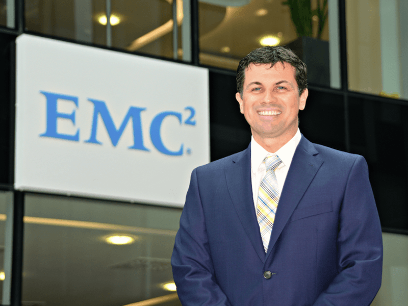 EMC promotes Irish executive to global role to figure out the future of IT