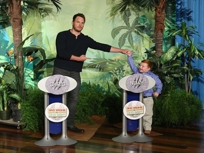 Viral videos of the week: Chris Pratt on Ellen and a scary subway prank