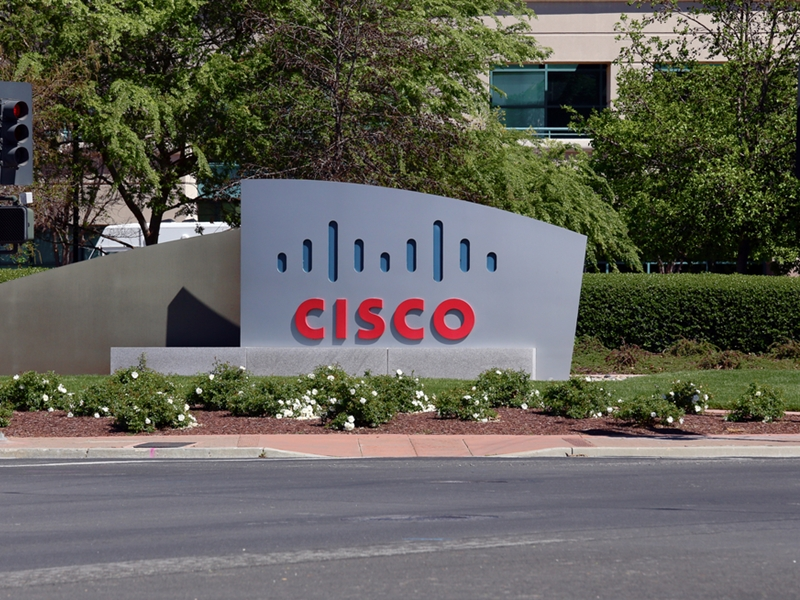 Cisco reports 5pc rise in Q3 earnings