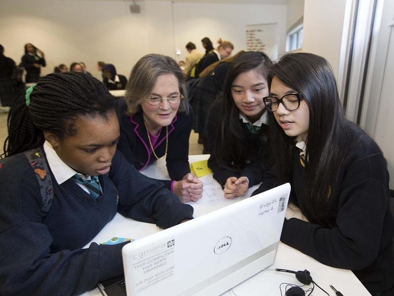 90 girls graduate from Bridge21's CodePlus programme