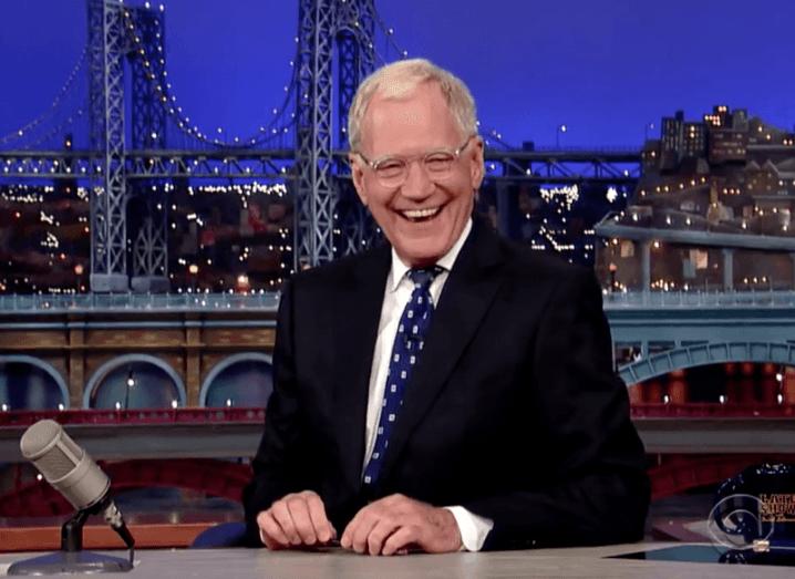 Viral videos: David Letterman