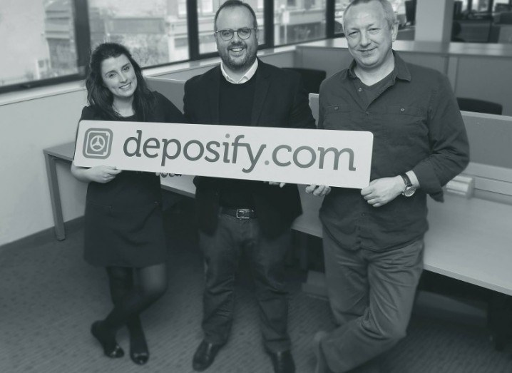 start-up of the week: Deposify