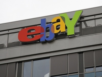 eBay enjoyed a strong first quarter