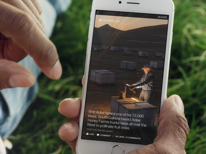 Facebook Instant Articles – a boon for publishers?