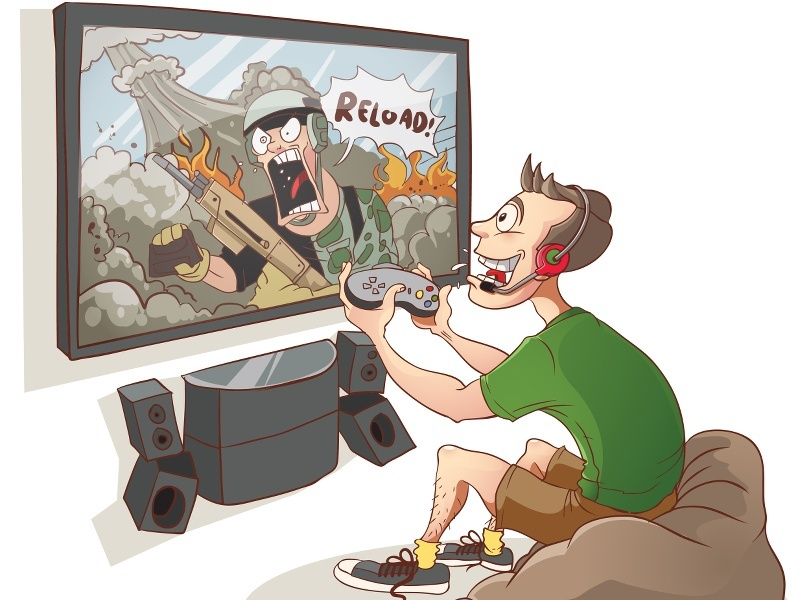 Video games are good for the brain, boosting grey matter