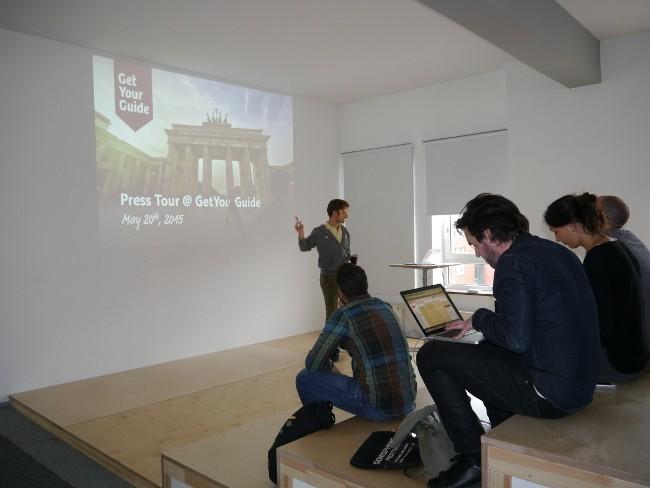 GetYourGuide presentation