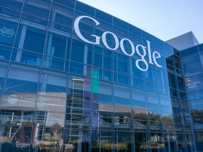 Google named the most reputable firm in Ireland