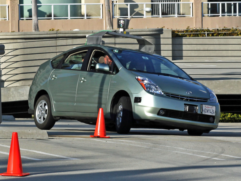 Google self-driving car only involved in 11 minor accidents after roving 1.7m miles