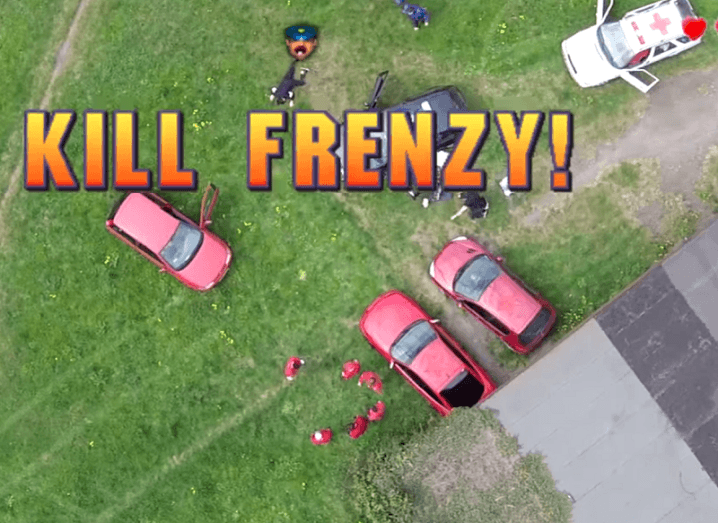 GTA2 kill frenzy
