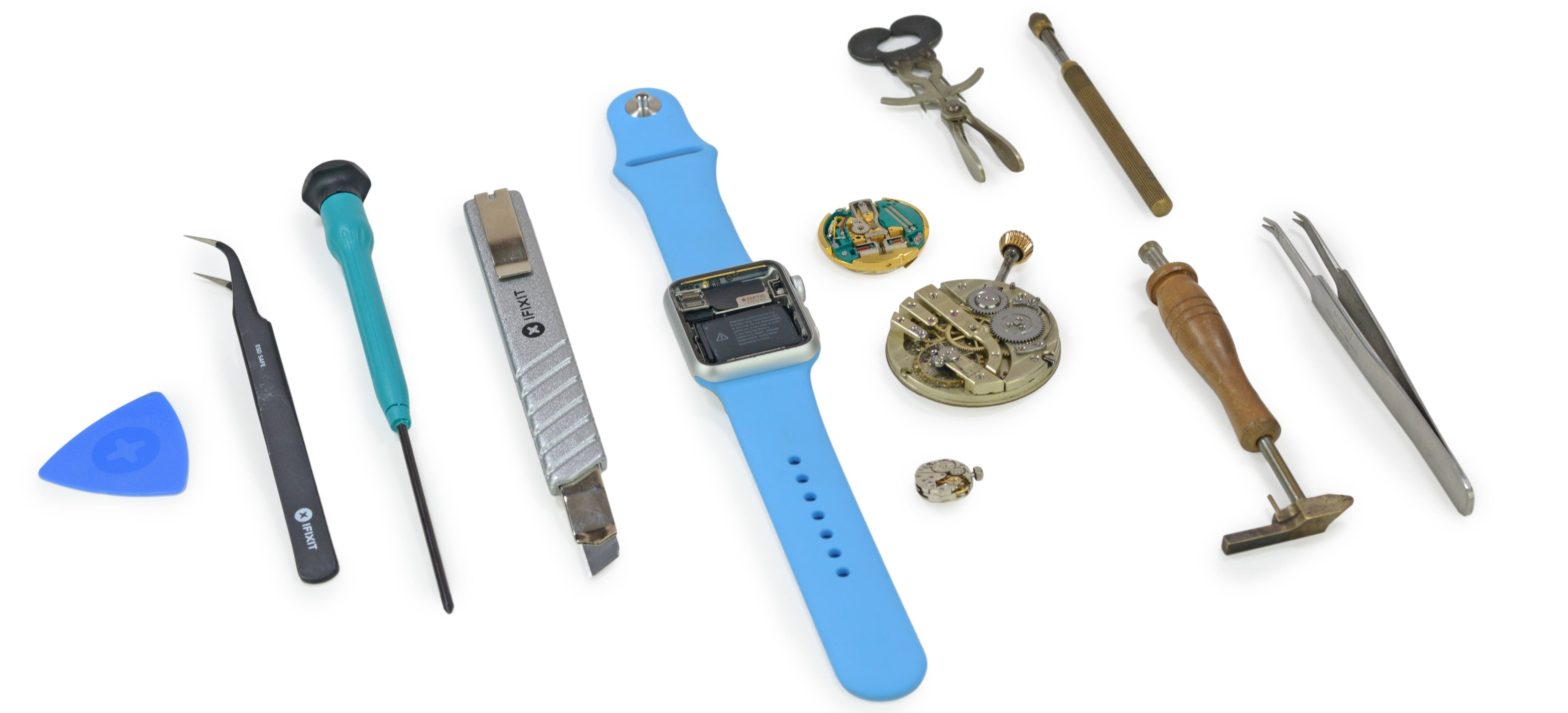 iFixit-strips-down-Apple-Watch-questions-the-battery-2