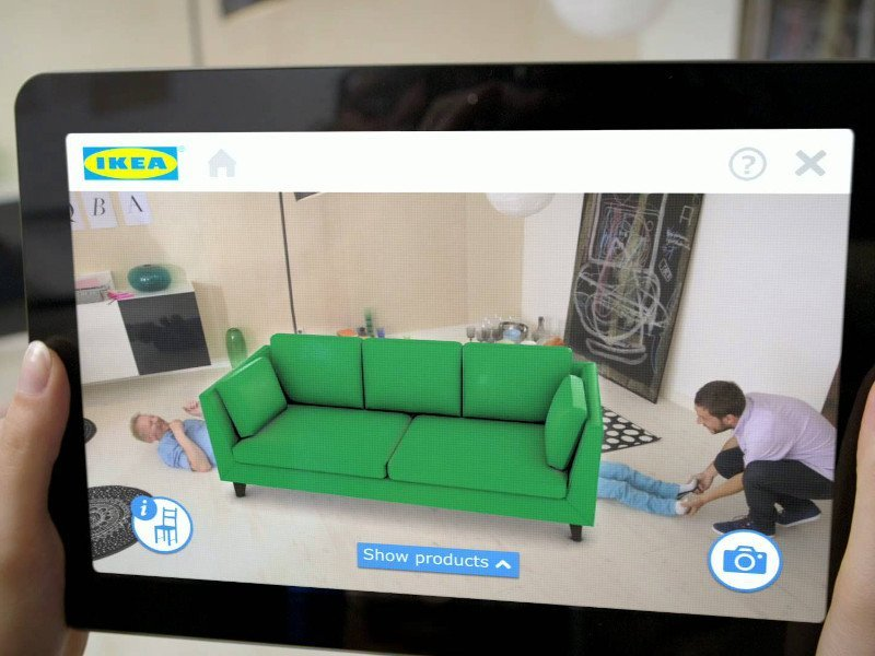 Apple moves into augmented reality with acquisition of Metaio