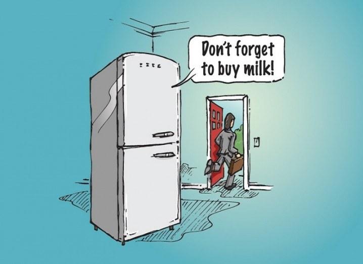 IoT refrigerator