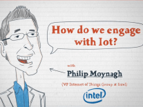 How to engage with the internet of things – VIDEO