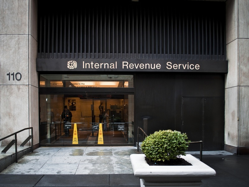 IRS hit by hackers – details of 100,000 US taxpayers stolen