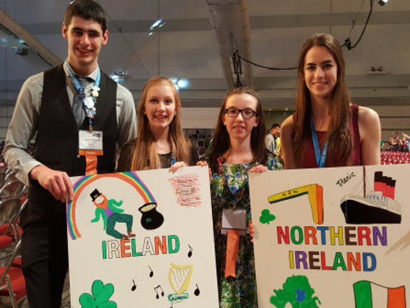 Irish young scientists win big at Intel International Science and Engineering Fair