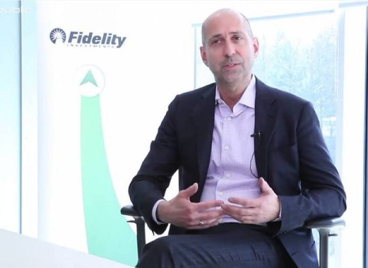 John Basile of Fidelity Investments