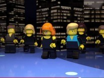 Lego Eurovision tribute includes Riverdance and is perfection (video)
