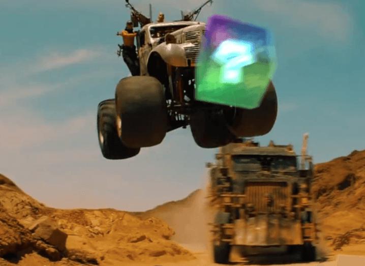 Mad Max Mario Kart