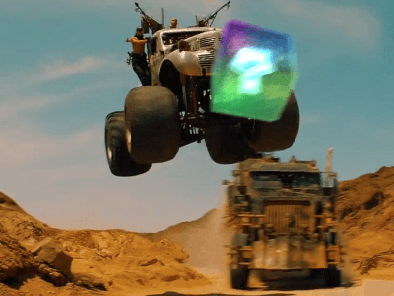 Mario Kart and Mad Max brought together in new mash-up video
