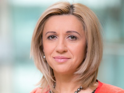 Madalina Suceveanu, Vodafone Ireland