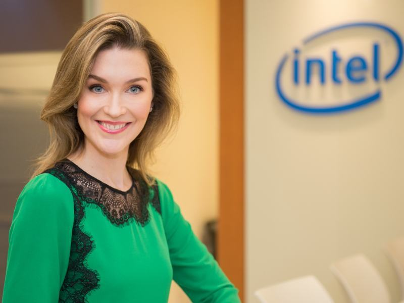 Intel's Margaret Burgraff: the journey is worthy of the rewards
