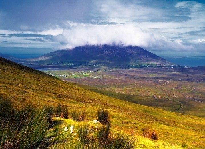 Mayo scenery