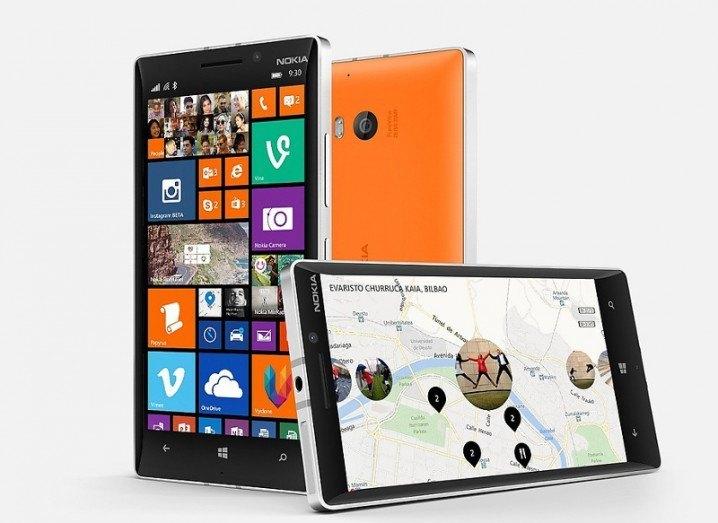 Micrsosoft Lumia 930